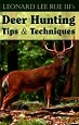 deer hunting tip